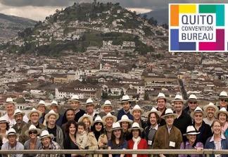 CRECE EL TURISMO DE REUNIONES EN LA CIUDAD DE QUITO, ECUADOR
