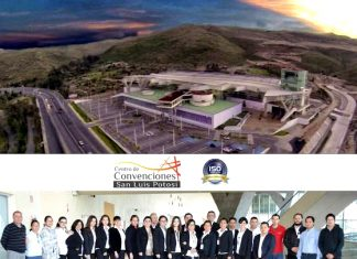 CENTRO DE CONVENCIONES DE SLP OBTIENE EL ISO 9001:2008