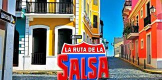 LANZAN RUTA DE LA SALSA EN PUERTO RICO