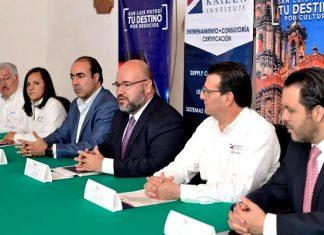 KAISEN CONGRESS MÉXICO SE REALIZARÁ EN SLP