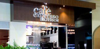 CAFÉ EXPRESSO HOTSSON