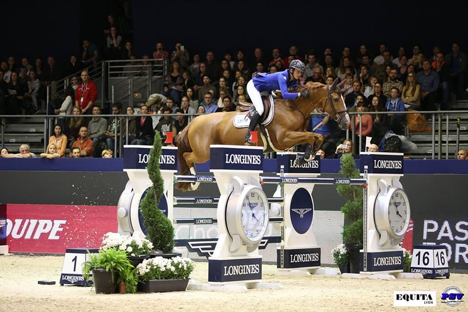 Foto: Facebook Madrid Horse Week