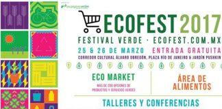 ECO FEST 2017 EN LA CDMX