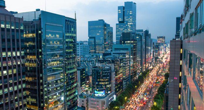 Vista de Corea, Foto por Korea Tourism Organization