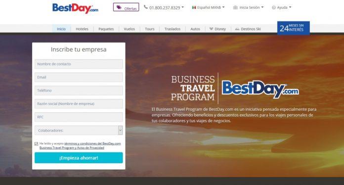 Best Day Business Travel Program