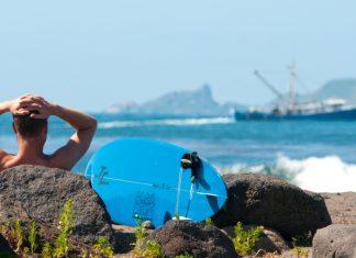 SURF EN LAS OLAS DE BAJA CALIFORNIA