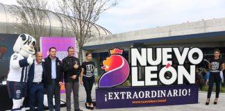 NL EXTRAORDINARIO PRESENTE EN EL ESTADIO DE LOS RAYADOS