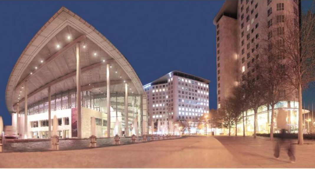 Palacio de Congresos, Valencia