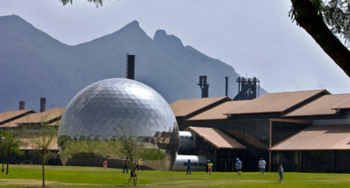 Parque Fundidora en Monterrey