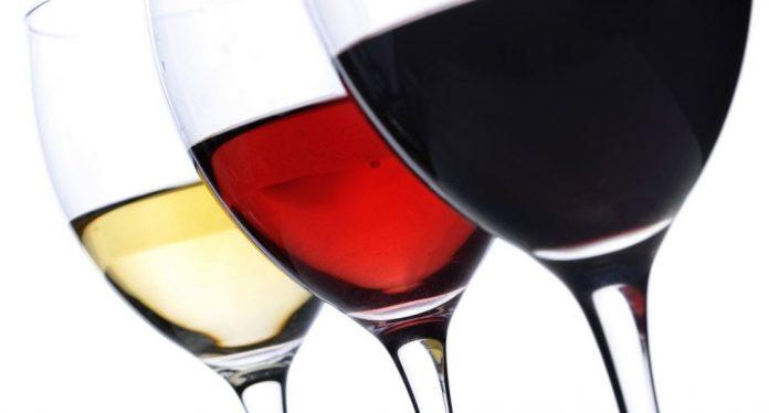 Distintos tipos de Vinos