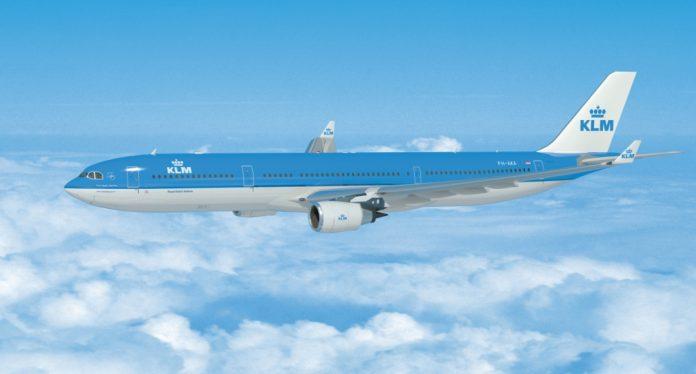 KLM aeronave