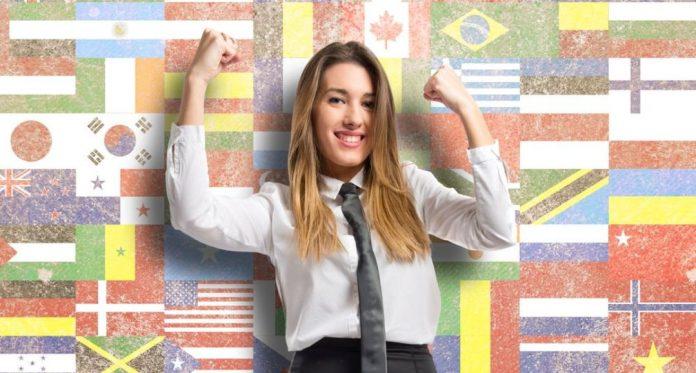 Cerca del 63% de estudiantes que han viajado al extranjero son mujeres
