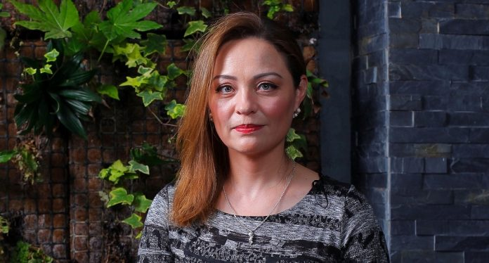 Adriana Torres N, directora gral TCS México