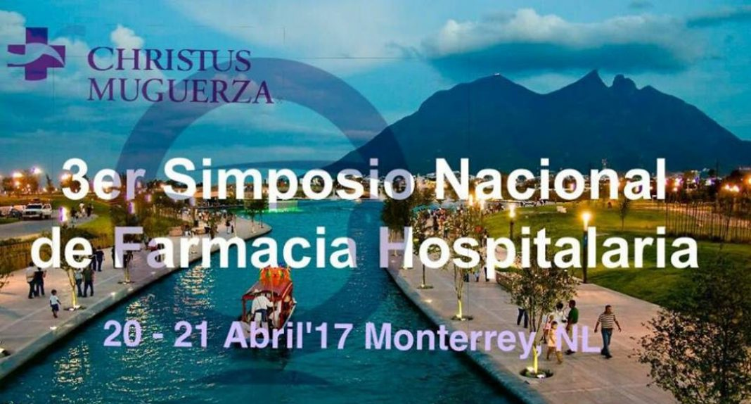 Tercer Simposio Nacional de Farmacia Hospitalaria