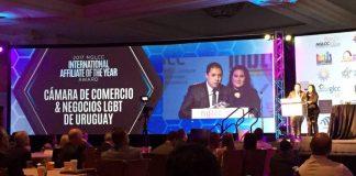CÁMARA LGBT URUGUAYA ES RECONOCIDA COMO LA MEJOR