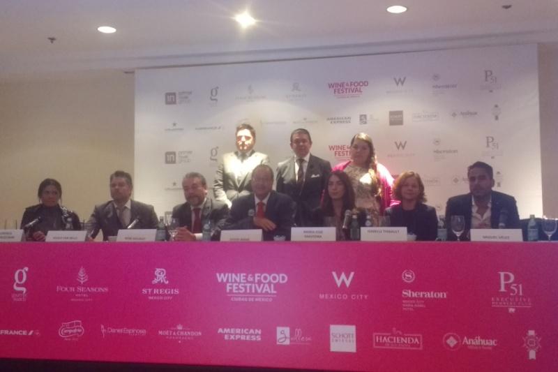 Wine & Food Festival, comité organizador