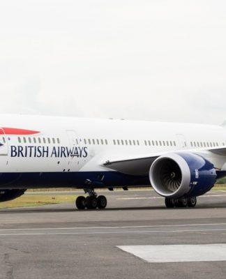 BRITISH AIRWAYS RECIBIÓ SU 25° DREAMLINER