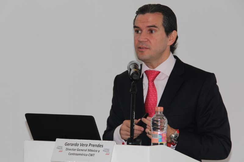 Gerardo Vera Prendes. Foto: LMM
