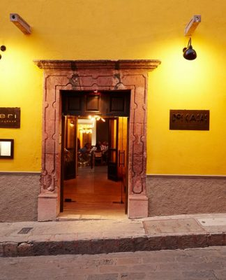 Dos Casas Hotel & Spa entre los mejores de México