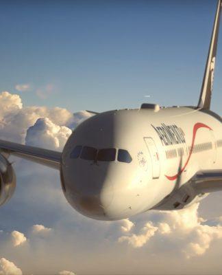Aeroméxico retoma el vuelo hacia Puerto Vallarta