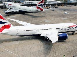 Aterriza en la CDMX el nuevo Dreamliner 787-900 de British Airways