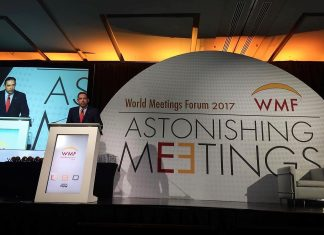 ICCA anuncia actividades para World Meetings Forum 2018