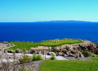 Inauguran Club de Golf Danzante Bay en Baja California Sur