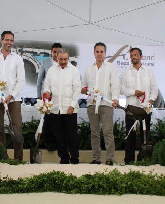 Posadas celebra su llegada a Punta Cana con Grand Fiesta Americana