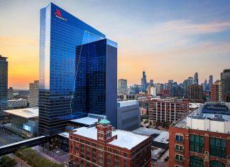 Marriott Marquis, epicentro del turismo de negocios en Chicago