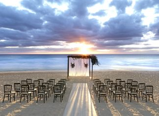 En UNICO 20º87º Hotel Riviera Maya, tu boda será exquisita y elegante
