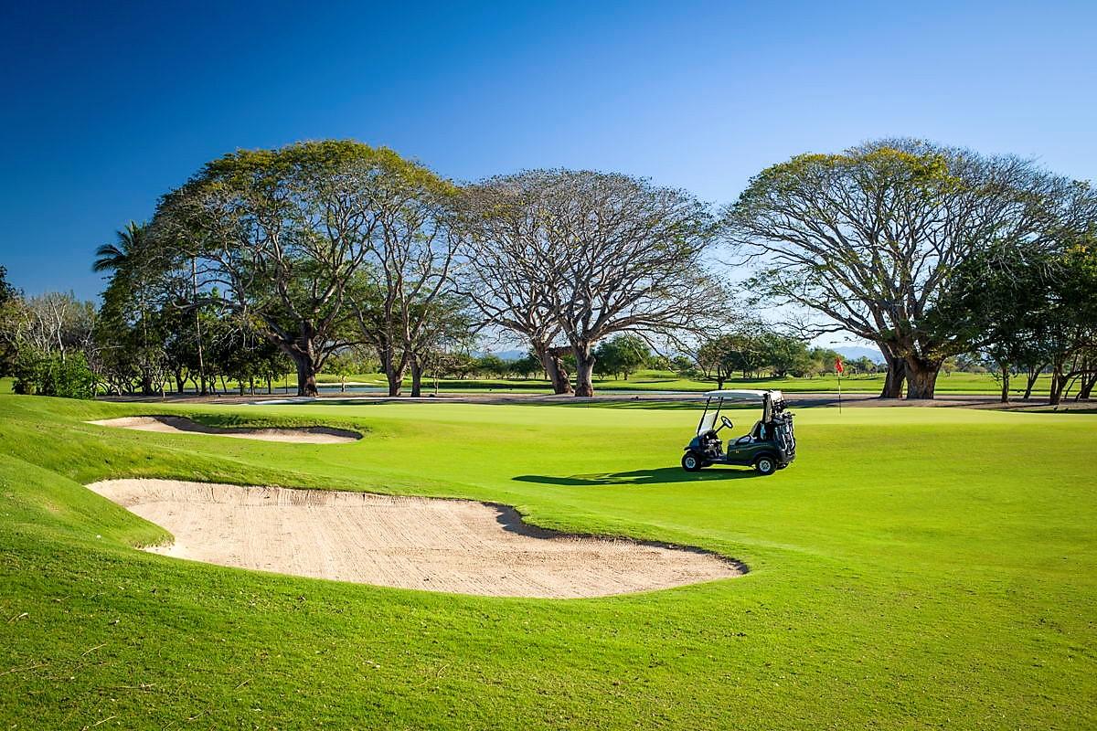 Vidanta Golf, desarrollador y operador líder de campos de golf en México.