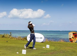 Los mexicanos presentes en el Porsche Golf Cup World Finale 2018