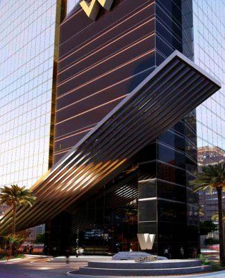 Hotel W debuta en Centroamérica