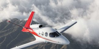 Maneja tu propio jet con lo nuevo de Cirrus, que te elevará.