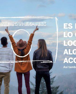 American Express celebra la vida y los negocios