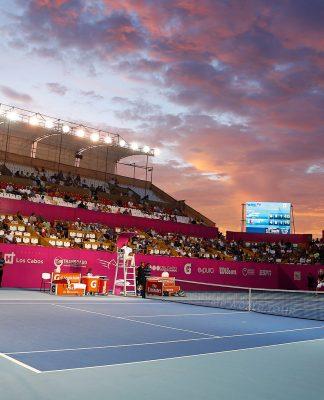 Los Cabos celebrará Abierto de Tenis Mifel