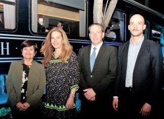 Chepe Express, el tren más lujoso de México