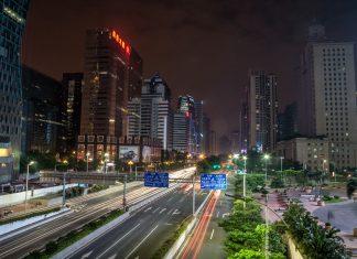 Presentan Guangzhou International Convention Center