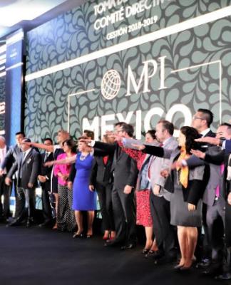 MPI Capítulo México tiene nuevo presidente