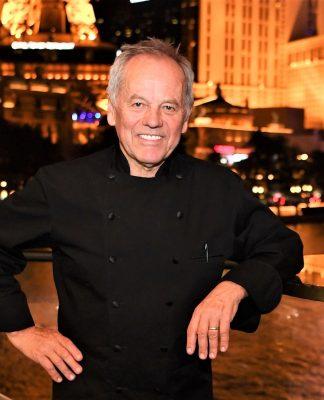 Spago Restaurant Brilla en Las Vegas