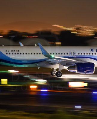 Crece Interjet en pasajeros internacionales