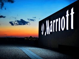 Marriott se pinta de orgullo