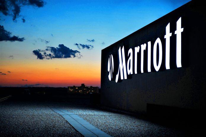 Marriott se pinta de orgullo