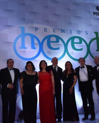 Celebra MPI los premios Heel