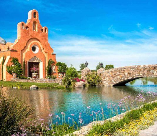 SMA, uno de los 5 mejores destinos de boda