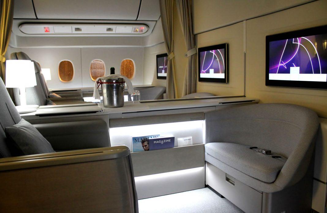 Air France, la mejor primera clase de Europa