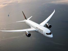 Air Canada, única aerolínea cuatro estrellas