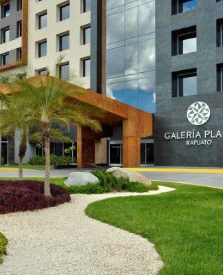 Inauguran Galería Plaza Irapuato