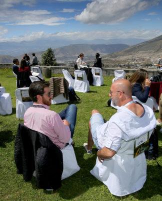 Quito, listo para operar nuevo centro de convenciones