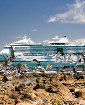 Uruguay apuesta por los cruceros